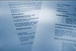 Avoid The Top 10 Resume Mistakes. Resume On Paper