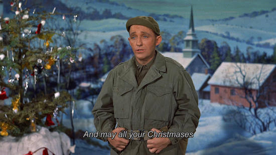 Bing Crosby Christmas.Bing Crosby S Wwii Christmas Legacy Military Com