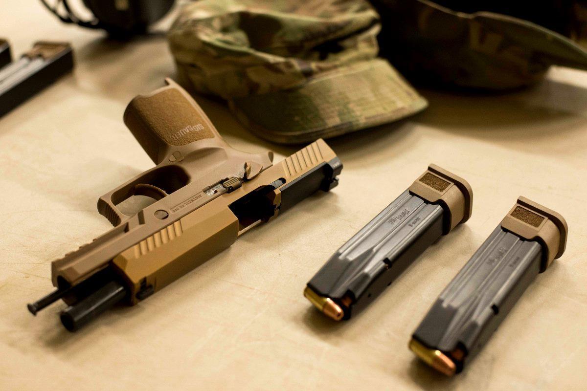 Army Explains Spending Reduction in Modular Handgun System Program