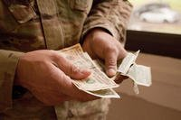 Military Pay for Soldiers