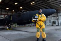 Air Force Colonel Merryl Tengesdal, the first black female U-2 pilot.
