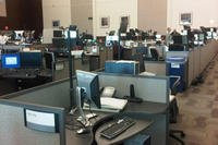 Empty office (FEMA News Photo)