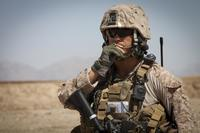 The Marine Corps released a request for information for a suite of hearing enhancement devices to help Marines communicate better and increase their lethality on the battlefield. (U.S. Marine Corps/Staff Sgt. Ezekiel Kitandwe)