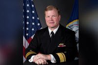 "Retired Rear Adm. Mark C. Montgomery lied to Navy investigators in January, when he submitted a written statement denying his involvement with former military contractor ""Fat Leonard"" Francis. (US Navy photo)"