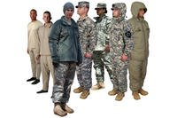 Extended Climate Warfighter Clothing System ECWCS Gen III