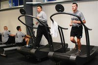 Treadmills That Train You for Military Fitness Tests