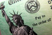 """To the order of me"" -- close up view of United States Treasury check (Photo: Flickr/frankieleon)"