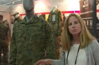 The people that brought you the water proof uniform now bring you the fire retardant uniform. (military.com original screengrab)