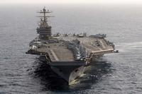 The Nimitz-class aircraft carrier USS Abraham Lincoln (CVN 72). (Navy Photo)