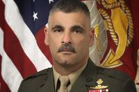 Marine Corps Sergeant Major James M. Boutin (Marine Corps Photo)