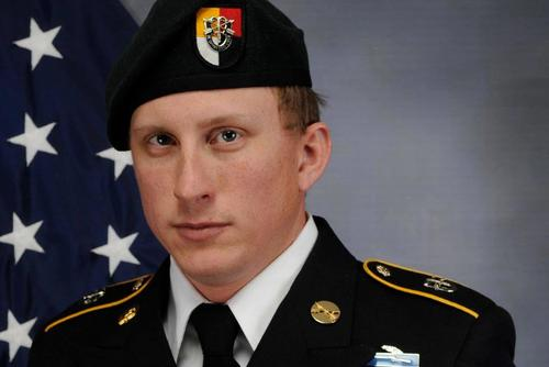 U.S. Army Sgt. 1st Class Joshua Z. Beale, who was killed in action on January 22, 2019. (U.S. Army photo)