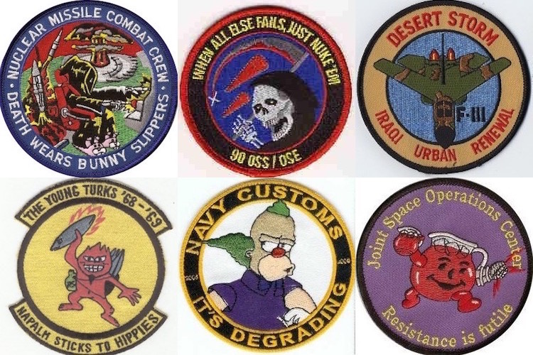 13 Of The Best Military Morale Patches Military Com